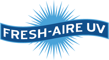 fresh aire uv logo float hi